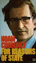Chomsky For Reasons of State